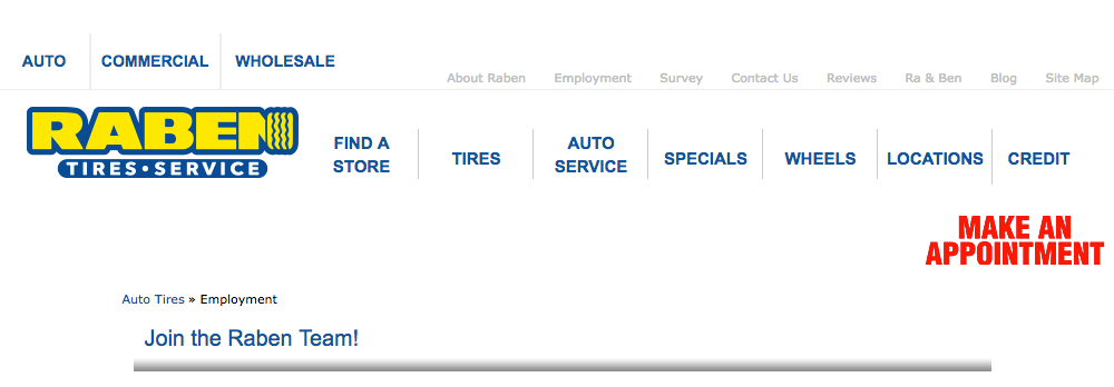 Raben Tire Co., LLC